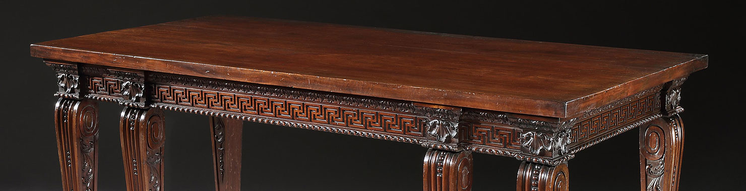 William & John Linnell Antique Furniture 1729-1796